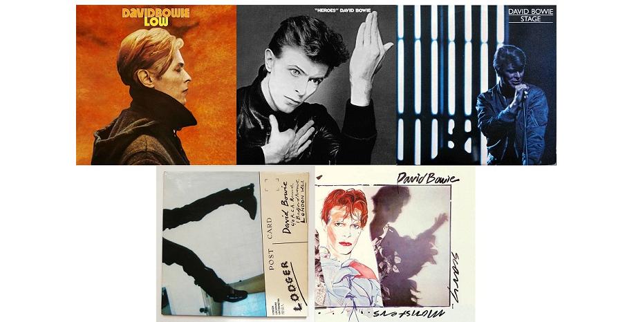 Изложба за творчеството на David Bowie се превръща в мобилно приложение