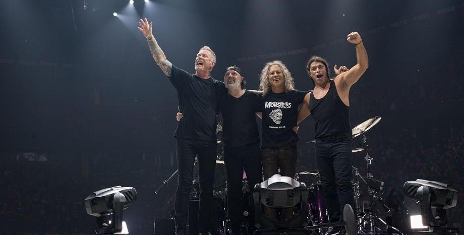 Metallica пуснаха видео с акустична версия на