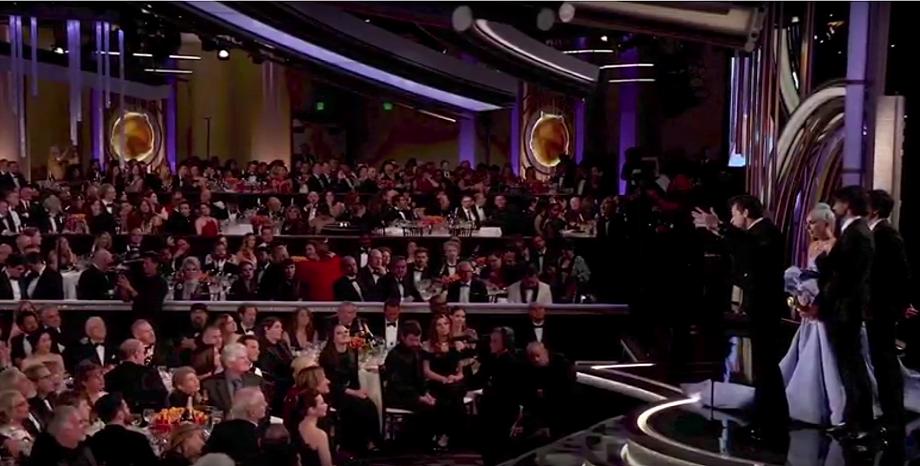 Холивуд раздаде 76-ите филмови награди