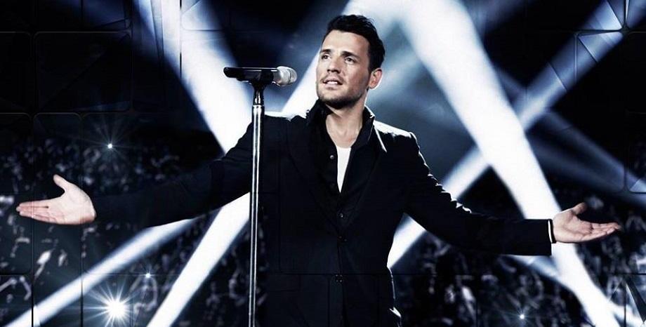 Гръцката супер звезда Никос Вертис идва за грандиозен концерт на 13 май в зала Арена Армеец