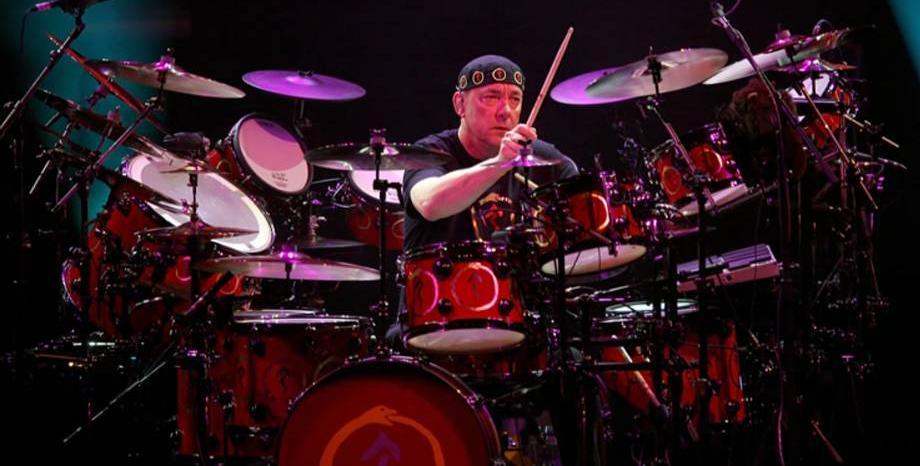 На 67-годишна възраст почина барабанистът на RUSH Neil Peart!
