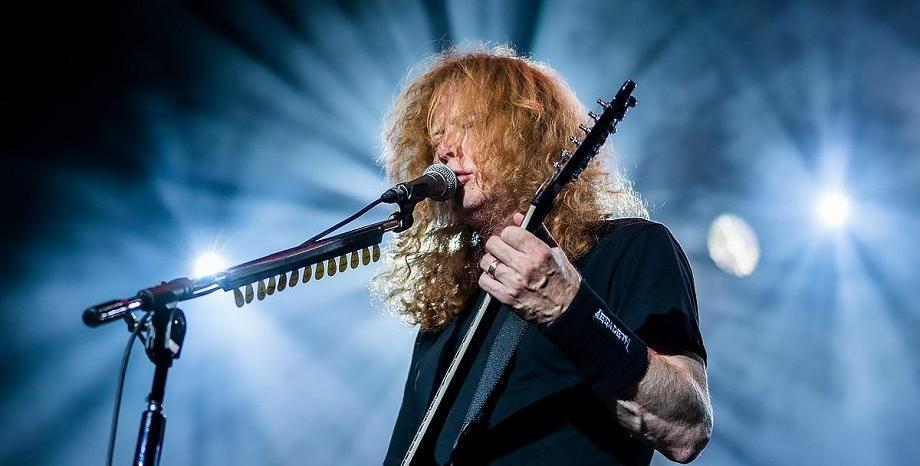 Dave Mustaine разкри работното заглавие на предстоящия албум на Megadeth