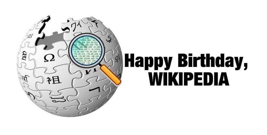 Wikipedia - Най-голямата виртуална енциклопедия става на 20 години