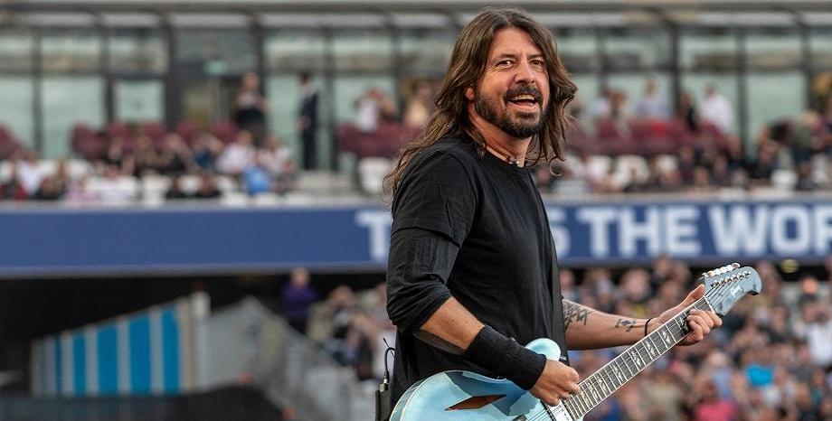 Честит рожден ден на фронтменa на Foo Fighters Dave Grohl