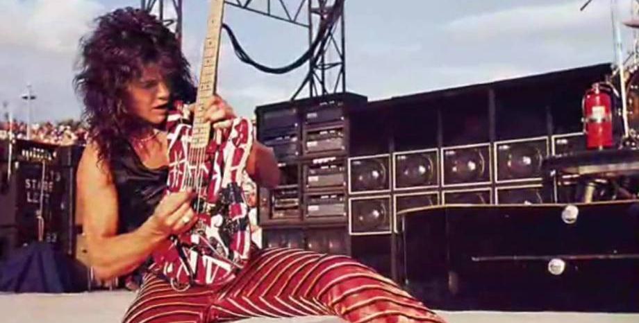 Откриват стенопис в памет на Eddie Van Halen