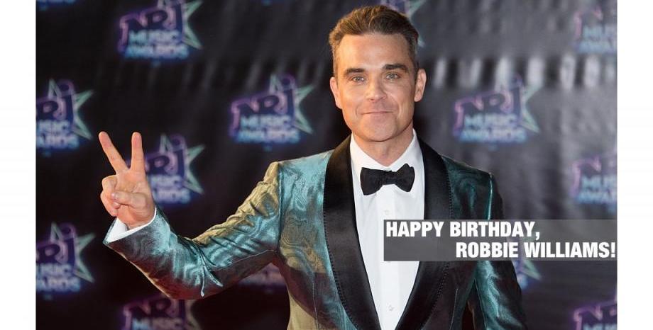 Рожден ден празнува: Robbie Williams