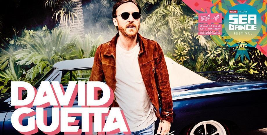 EXIT потвърждават - David Guetta ще е хедлайнер на Sea Dance Festival в Черна Гора