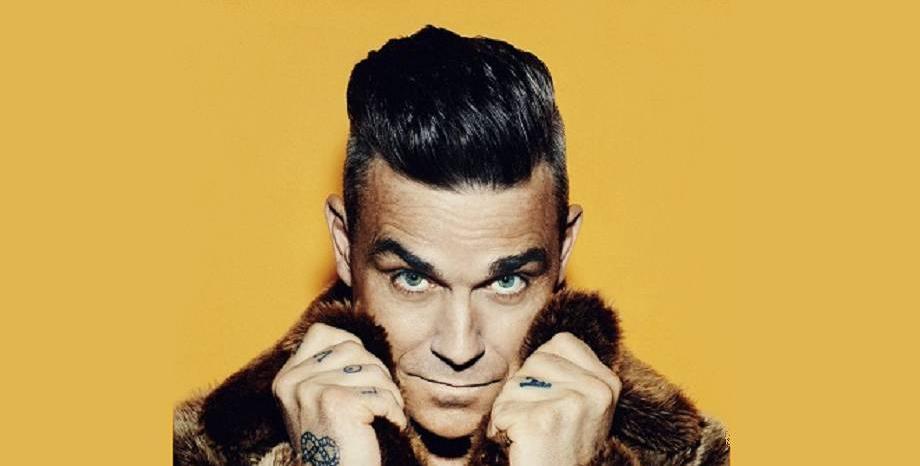 Честит рожден ден, Robbie Williams