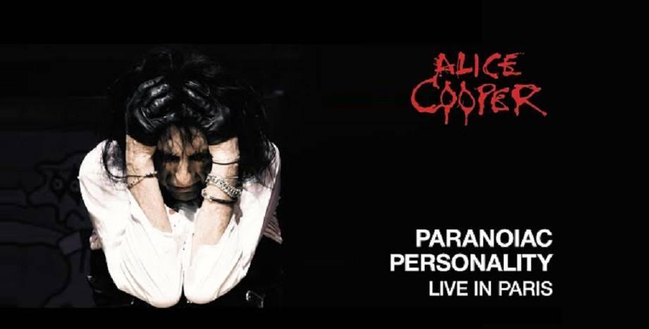 Alice Cooper представя лайв видео към