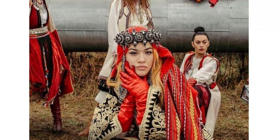 Rita Ora & Imanbek представят филм, заснет в България