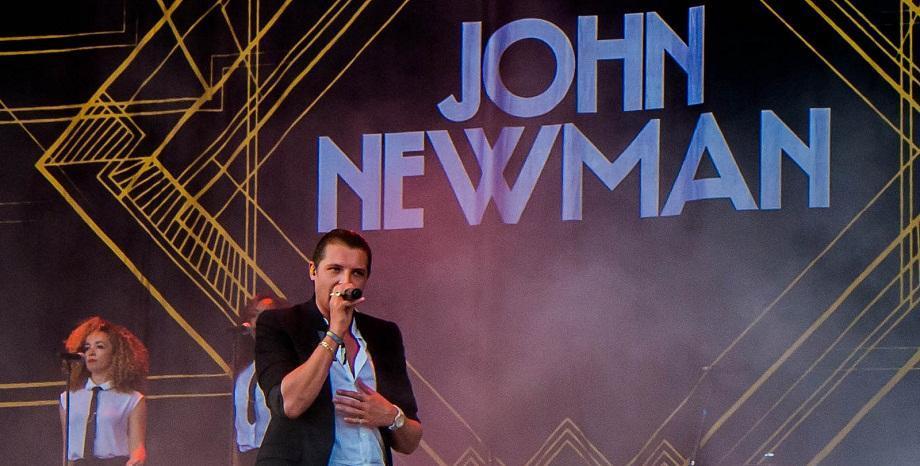 John Newman се завърна на музикалната сцена със сингъла