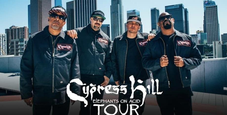 Cypress Hill идват за концерт в София - 24 юни, Зала Универсиада