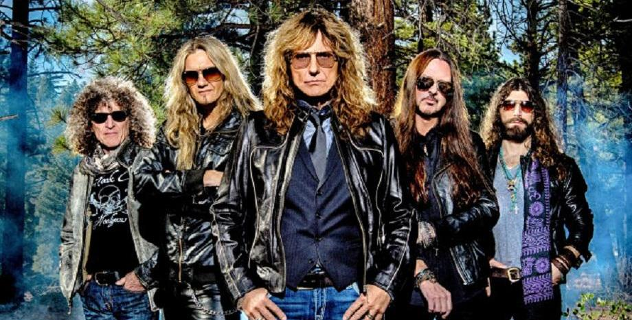 "Whitesnake с нова песен! Чуйте ""Trouble Is Your Middle Name"""