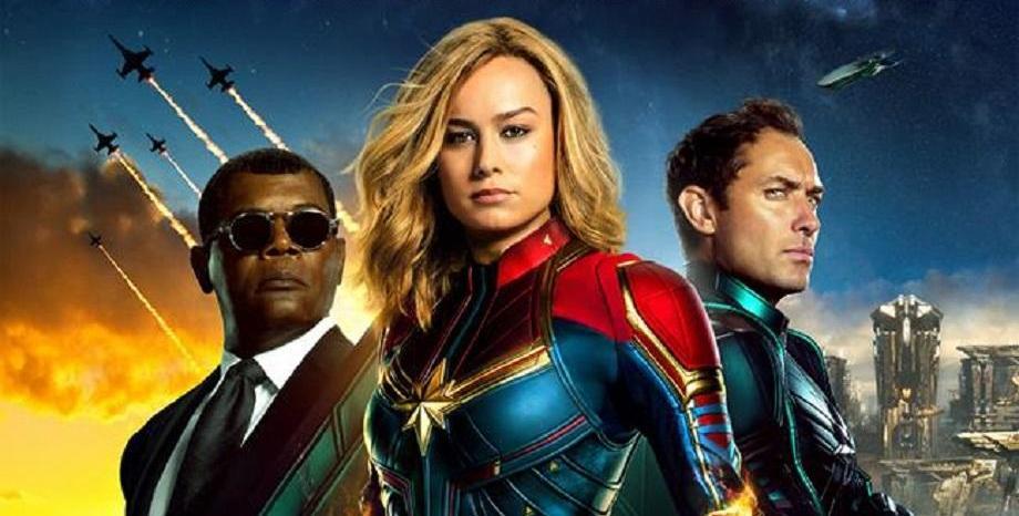 Филмът Captain Marvel оглави бокс-офисa в Северна Америка