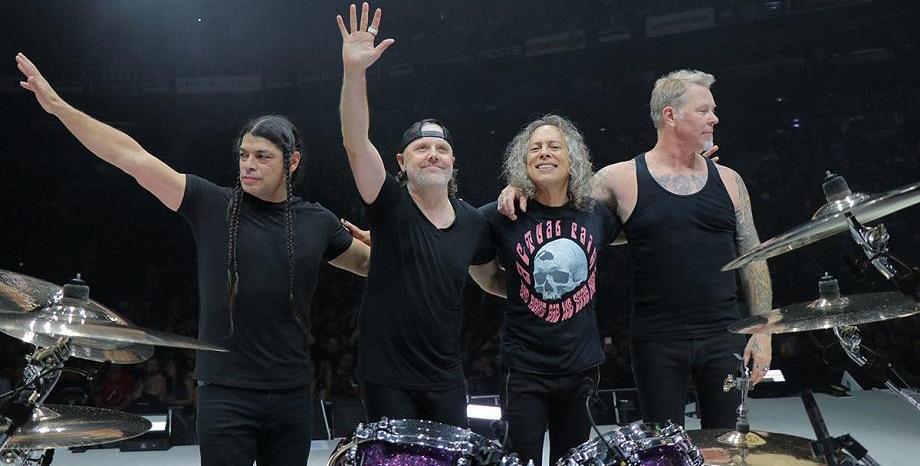 Новият албум на Metallica ще излезе по-скоро от очакваното