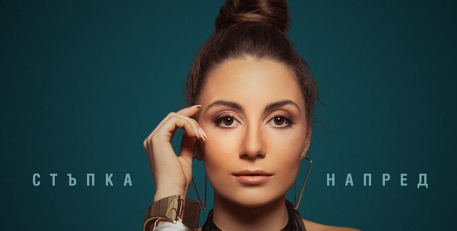 Михаела Маринова с дебютен албум