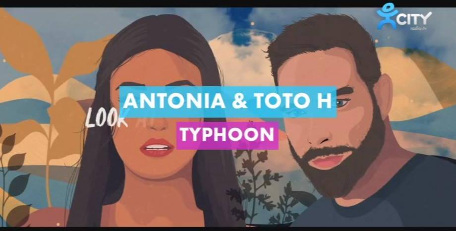 Румънската звезда Antonia в колаборация с ТоТо Н от СкандаУ!