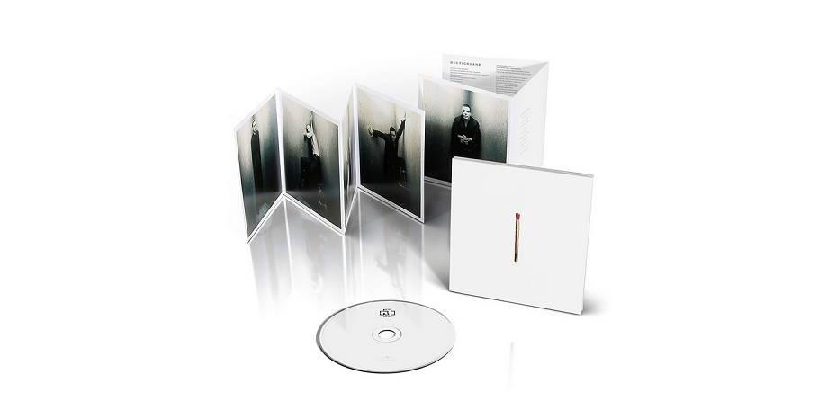Rammstein пуснаха тийзър на новия им албум