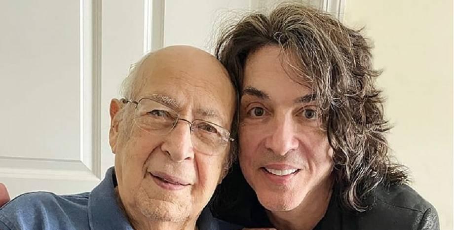 Бащата на Paul Stanley от KISS стана на 100 години