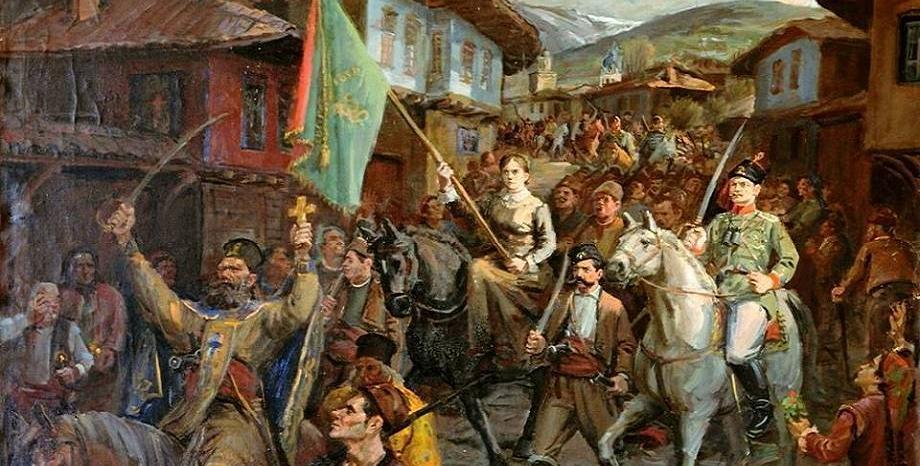 Славна дата: На 20 април 1876 г. избухва Априлското въстание ...