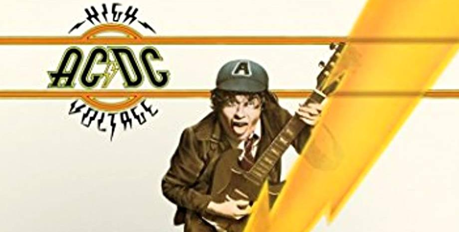 45 години от издаването на High Voltage на AC/DC в световен мащаб