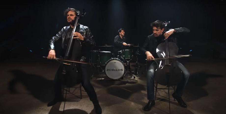 2CELLOS с кавър на класиката на Bon Jovi