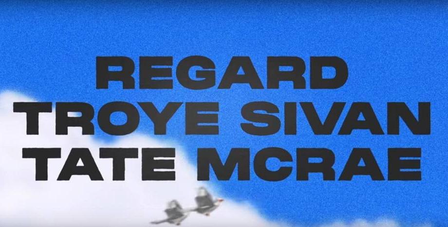 """Хитмейкърът Regard представя """"You"""" - нова колаборация с Tate McRae и Troye Sivan"""
