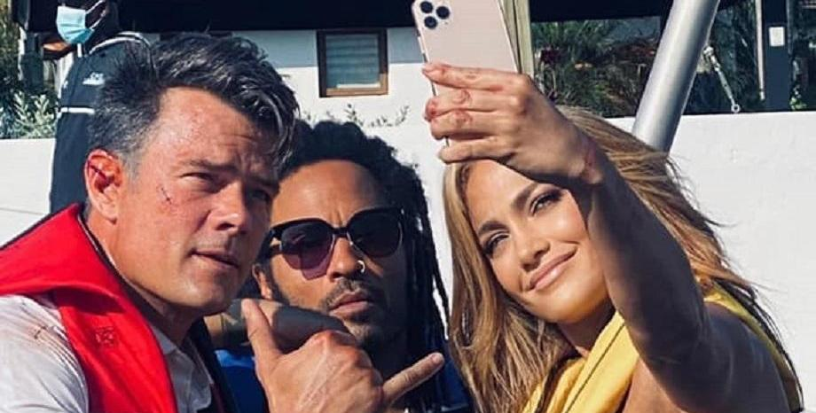 Jennifer Lopez във филм с Lenny Kravitz и Josh Duhamel