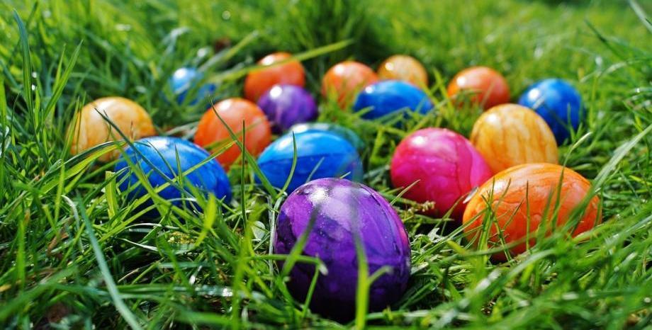 Време е за Великденските яйца