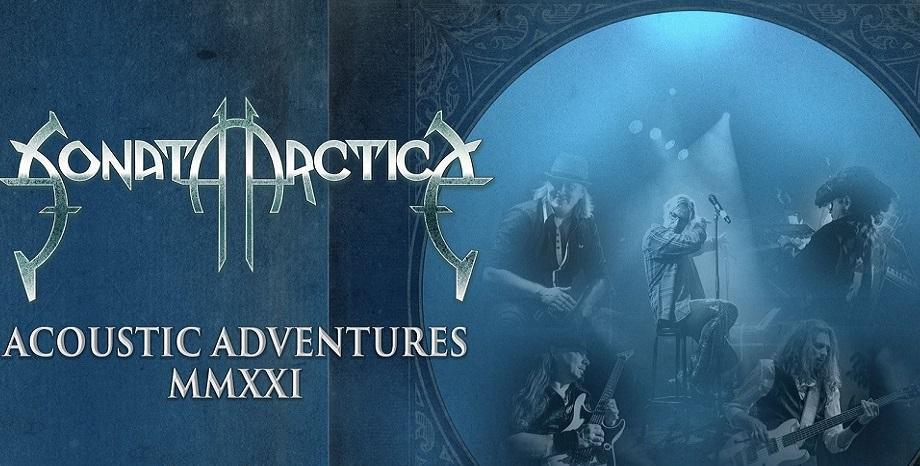 Sonata Arctica с акустичен концерт в София на 21 ноември 2021