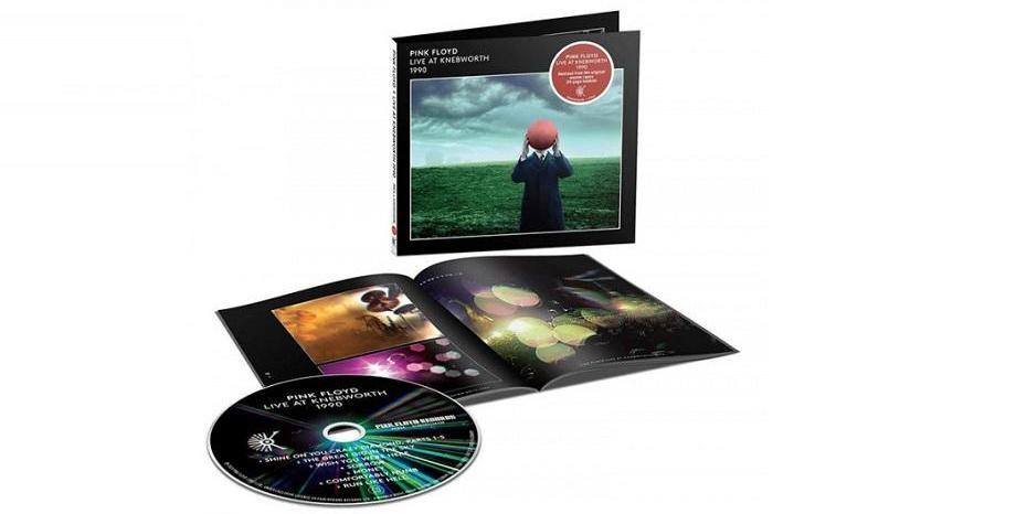 "PINK FLOYD издават ""Live at Knebworth 1990"""