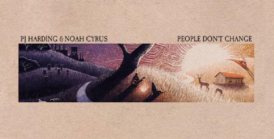 Noah Cyrus & PJ Harding представиха ново съвместно EP -