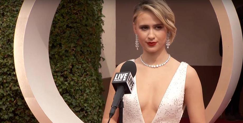 Оскари 2021: Мария Бакалова не спечели, но получи признание от холивудската звезда Брад Пит