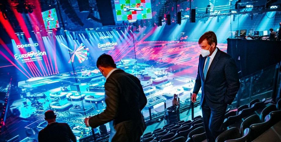 Артистите от Евровизия 2021 ще се качат на една от най-впечатляващите сцени в Европа