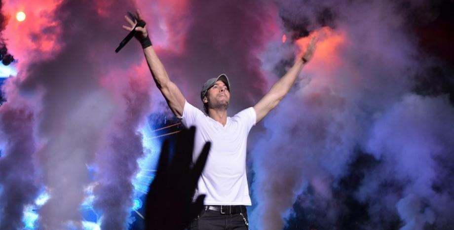 Рожден ден празнува Enrique Iglesias