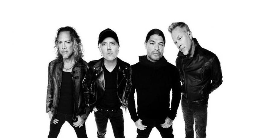 Metallica с турне в Европа и през 2019-а година