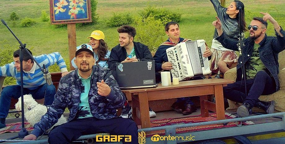 """Графа и NDOE с премиера на обща песен - """"CA$H"""""""