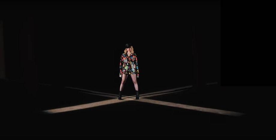 Madonna пусна още една песен от новия албум