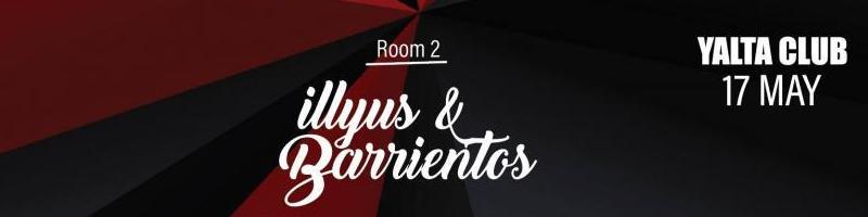 LOCO DICE, YAYA AND ILLYUS & BARRIENTOS