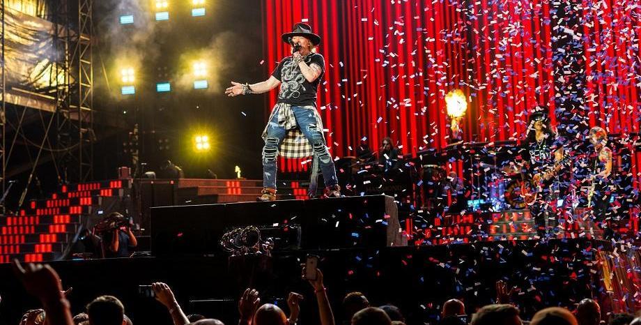 Guns N' Roses съдят производител на бира