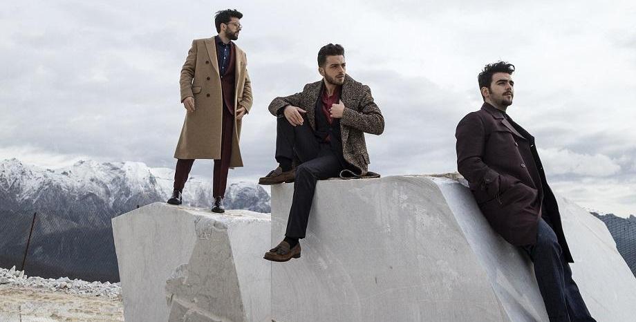 Най-успешното италианско трио Il Volo празнува юбилей с нов албум и световно турне