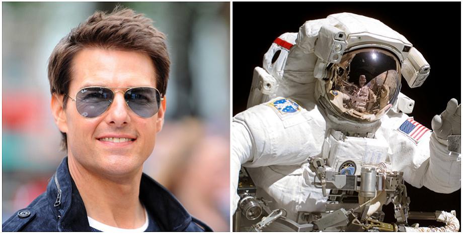 Дъг Лайман - режисьор на редица успешни продукции, се заема с първия филм, сниман в Космоса