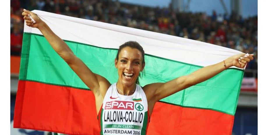Ивет Лавова - най-бързата бяла жена, празнува 36-тия си рожден ден