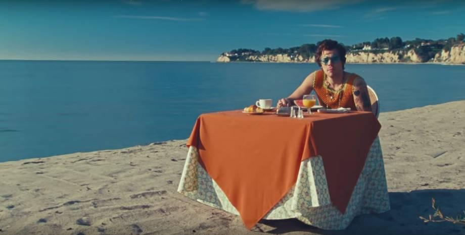 Harry Styles с видео към песента
