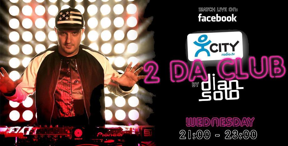 2 DA CLUB на живо всяка сряда във Facebook
