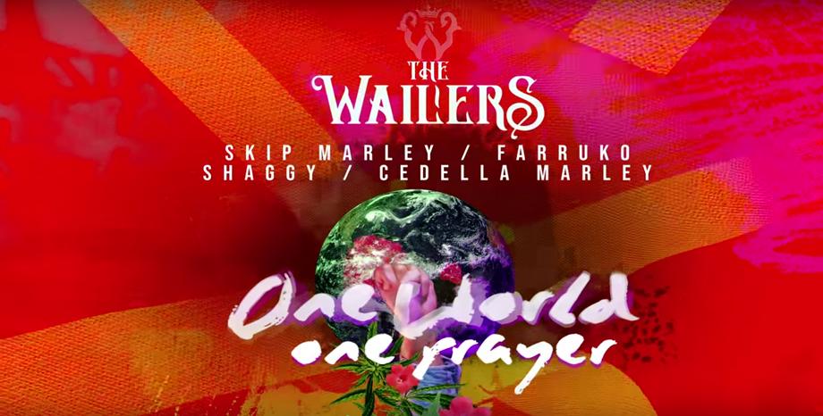 The Wailers призовават за единство по света с новата песен