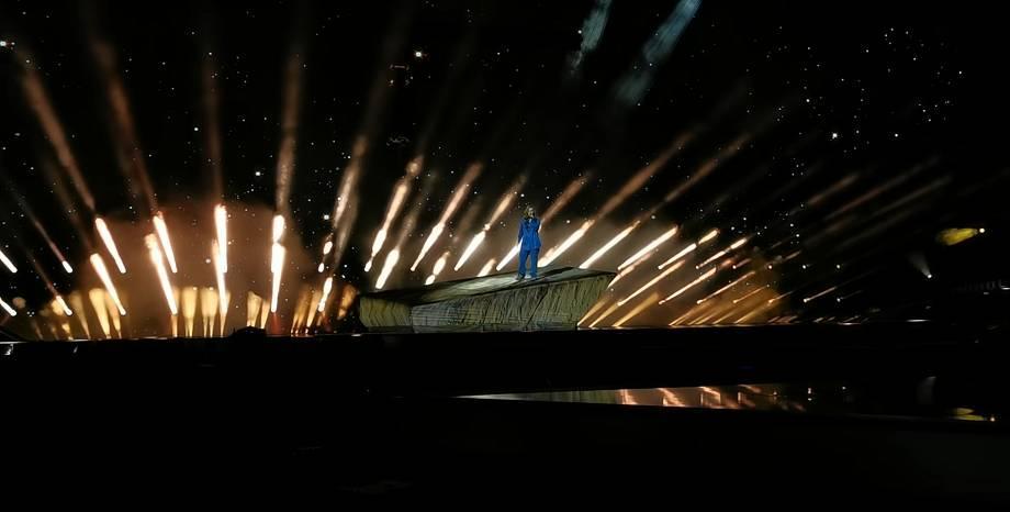 Виктория се готви за полуфинал на Евровизия на 20-ти май