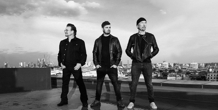 "Martin Garrix, Bono и The Edge от U2 представят официалния химн на UEFA EURO 2020 - ""We Are The People"""