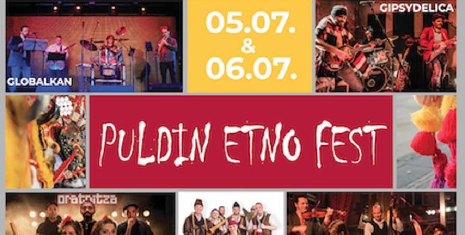 Най-пъстрият летен фестивал Puldin Etno Fest ще се проведе в Античен театър, Пловдив на 5 и 6 юли