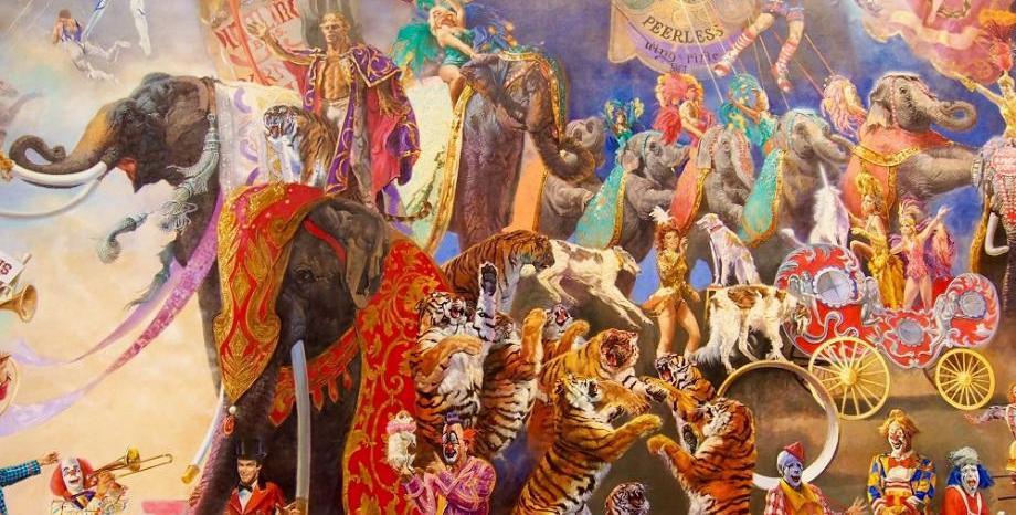 Вместо истински животни в цирка - холограми